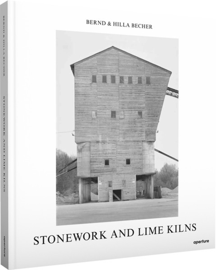 Stonework and lime kilns / Bernd & Hilla Becher