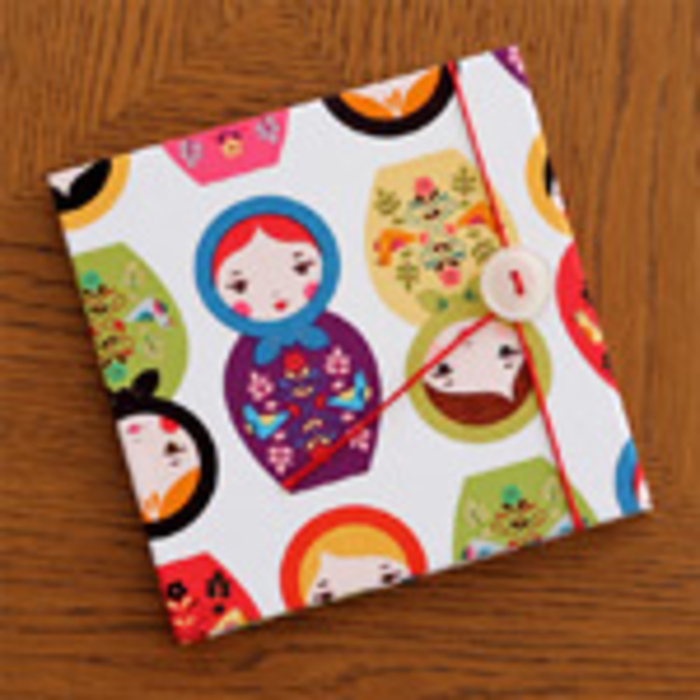 Instabook Nesting Doll 4 x 4