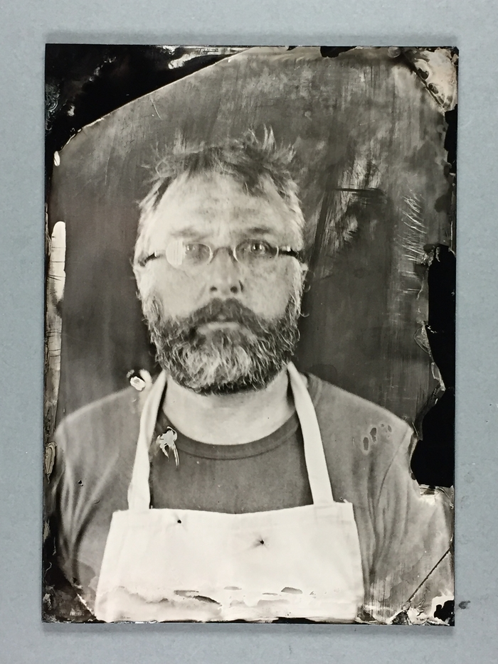 Jens Gold on Ambrotypes