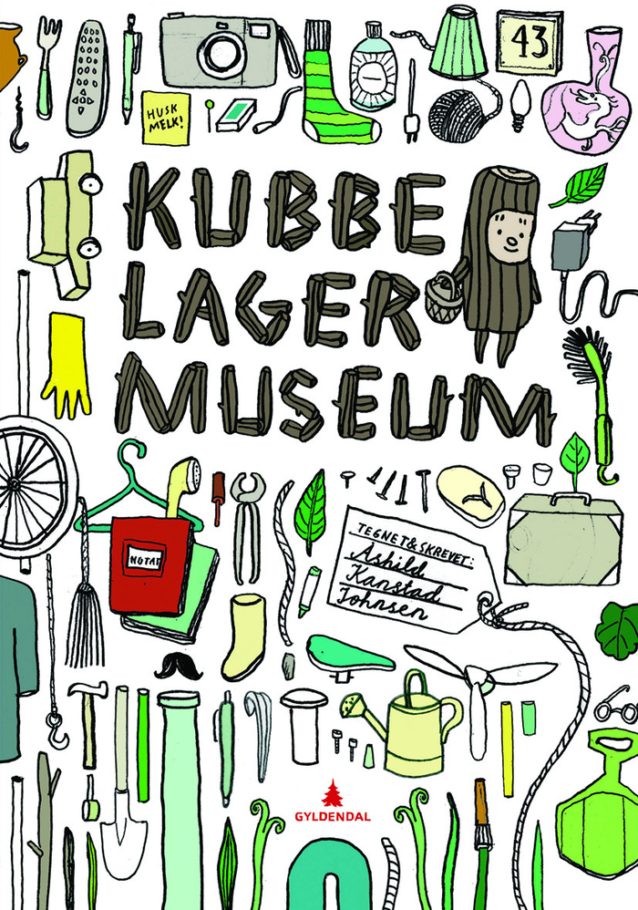 Kubbe (Cubby) at the museum