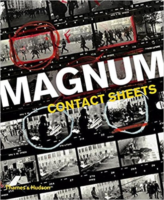Magnum – Contact sheets