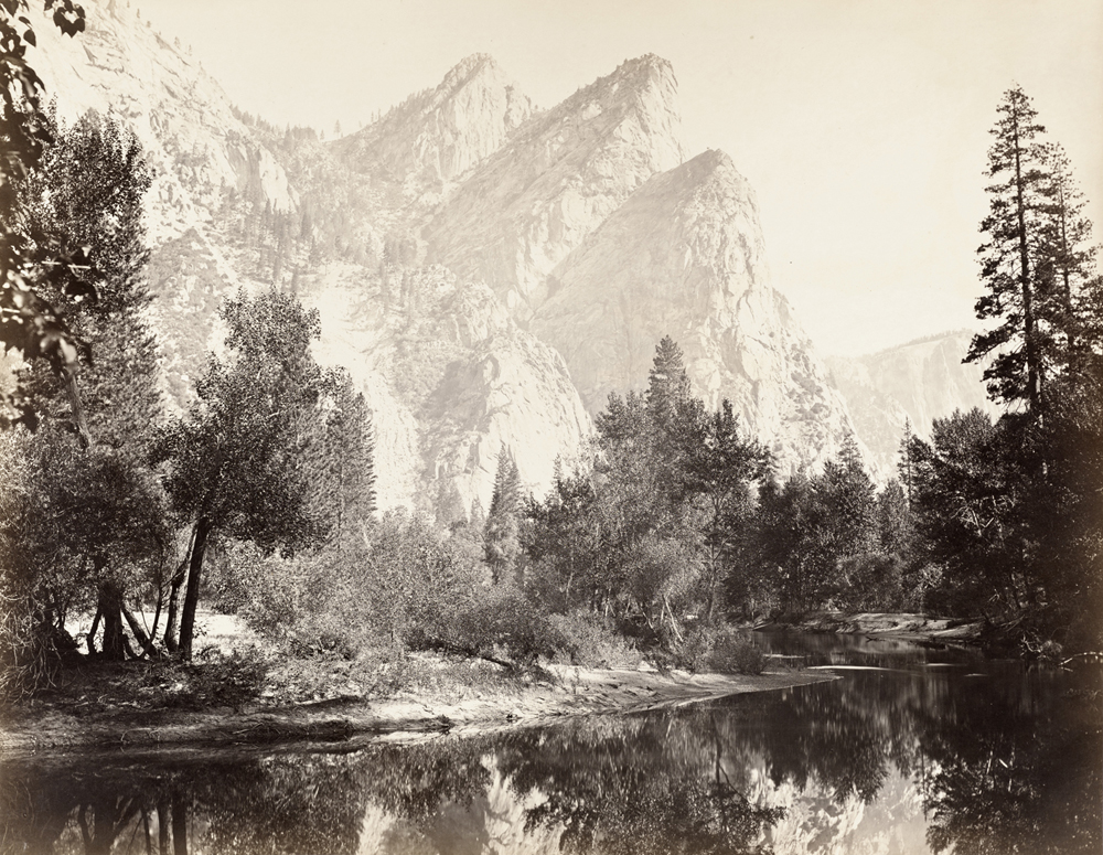 Wall of Fame/april: Carleton E. Watkins