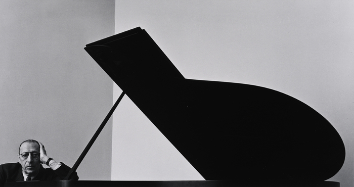 Wall of fame: Arnold Newman