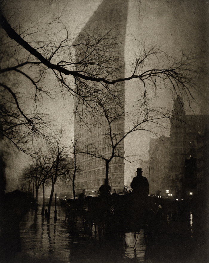 Wall of Fame/juli: Edward Steichen