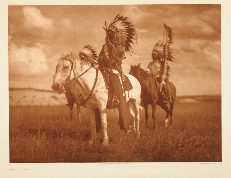 Edward S. Curtis: The Man, The Myth, The Legend