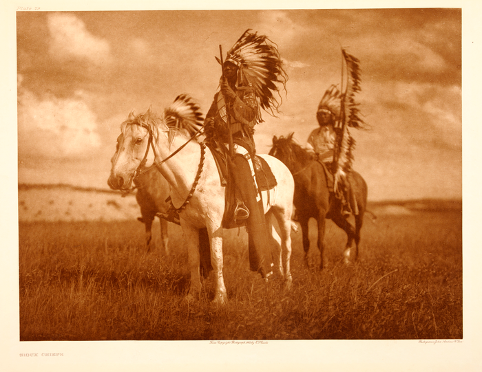 Wall of Fame/May: Edward S. Curtis