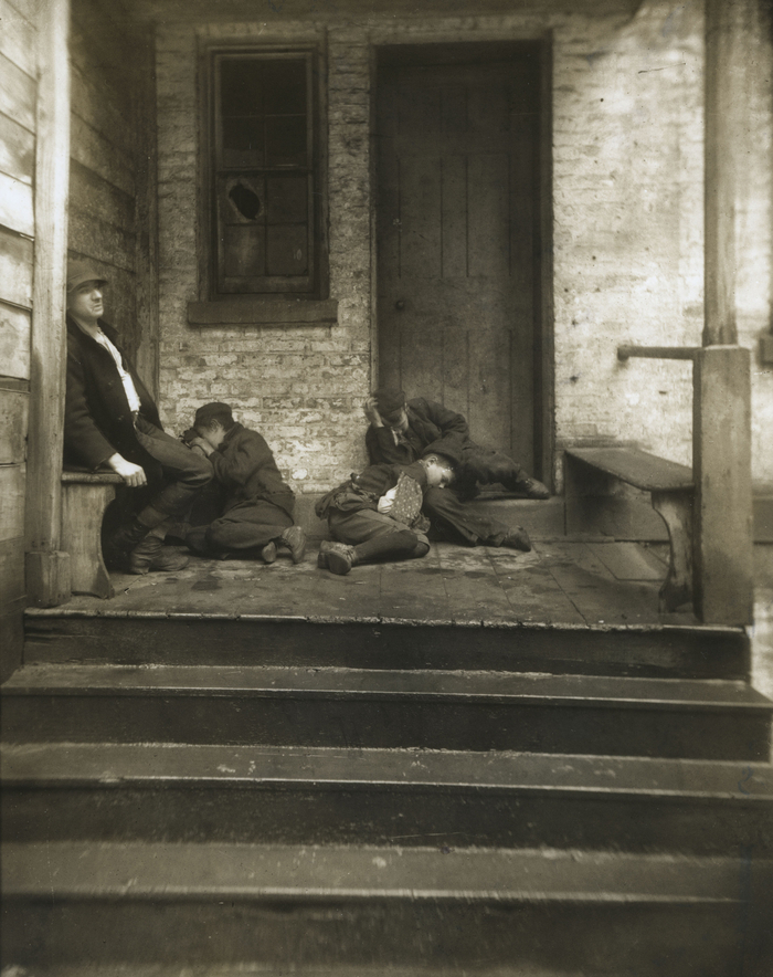 Jacob August Riis, (1849-1914)