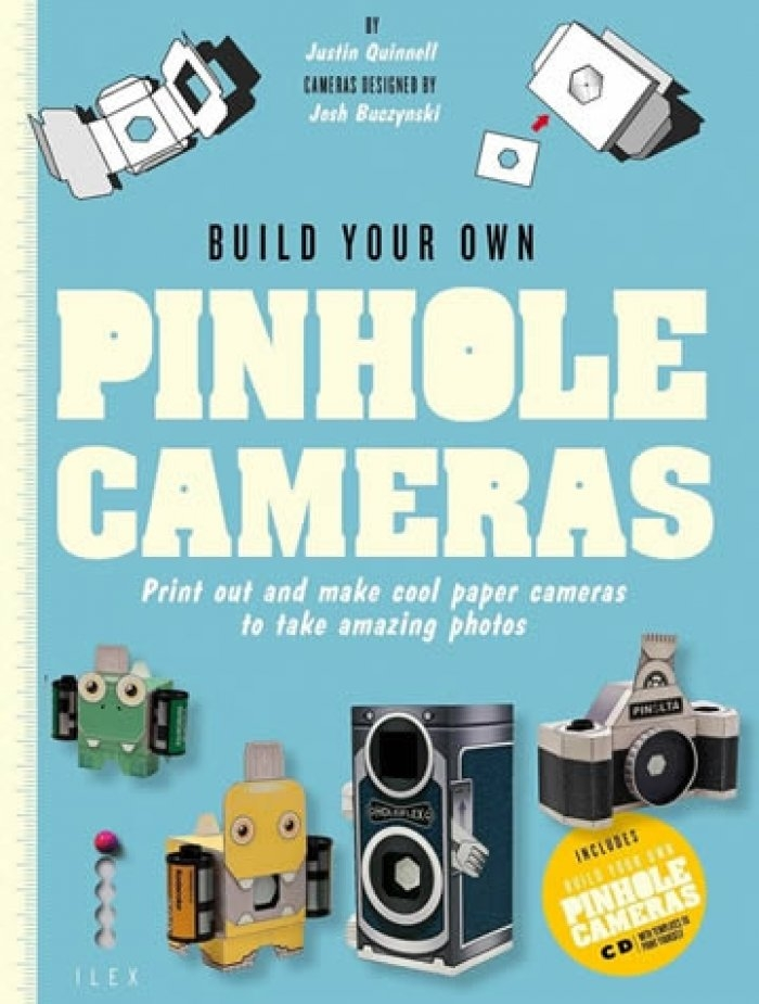 Quinell, Justin og Josh Buczynski: Build your own pinhole cameras