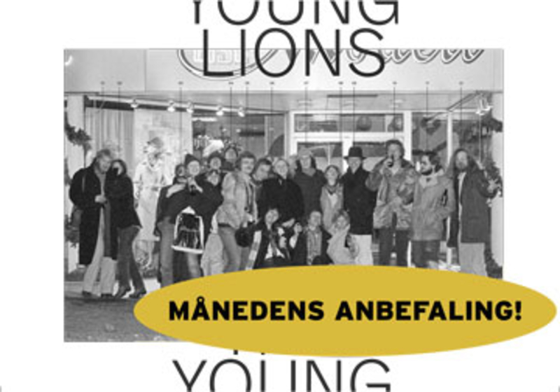 The Young Lions - Fanzine