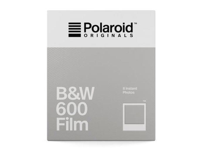 Polaroid B & W 600 Film