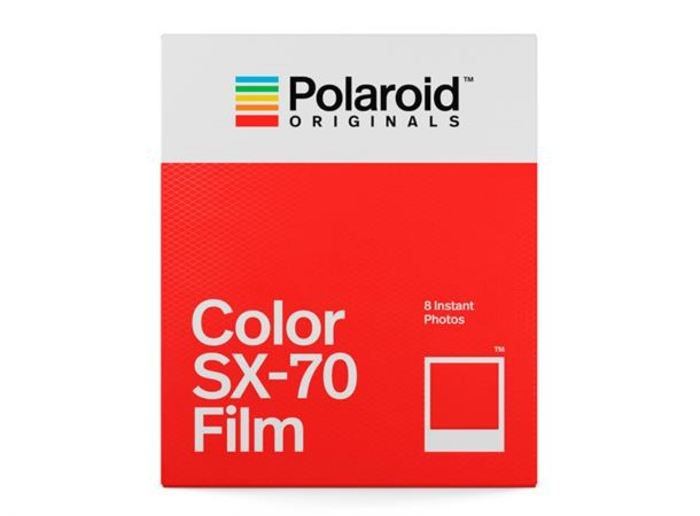 Polaroid Color SX-70 Film